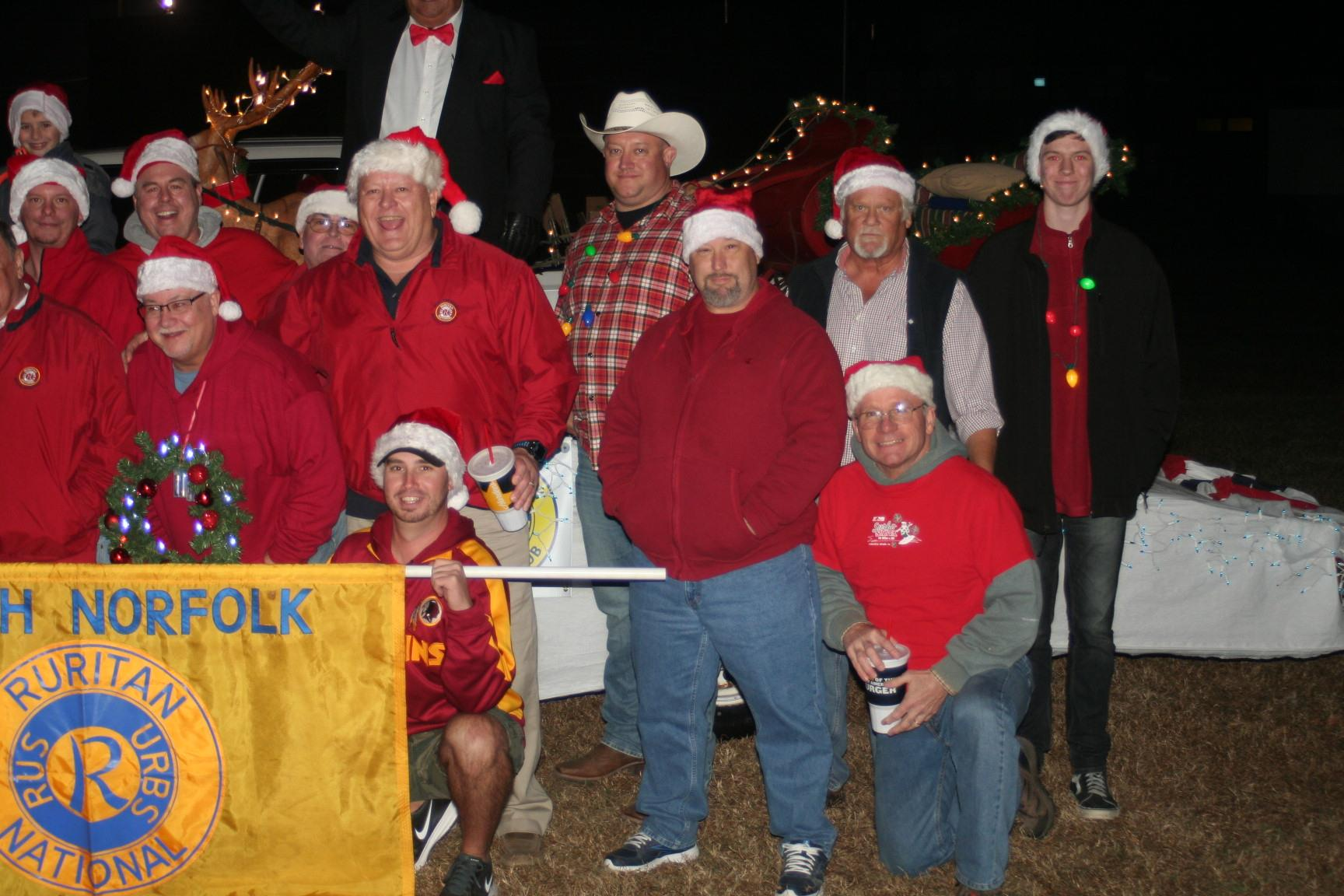 Great Bridge Rotary Christmas Parade – South Norfolk Ruritan Club